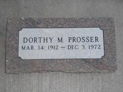 Dorothy Prosser