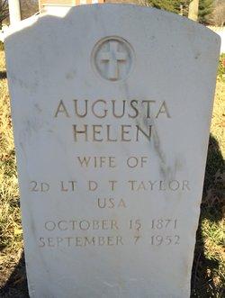 Augusta Helen Taylor