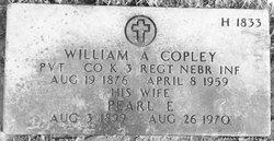 William A Copeley
