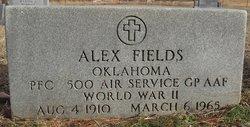 Alex Fields