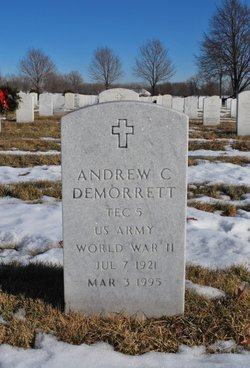 Andrew C Demorrett