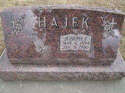 Joseph F. Hajek