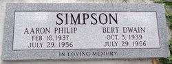 Aaron Phillip Simpson