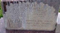 Hazel <I>Guymon</I> Hurst