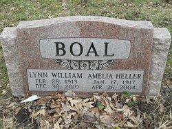 Amelia P <I>Heller</I> Boal