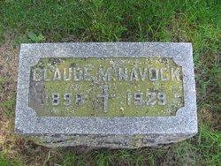 Claude M Navock