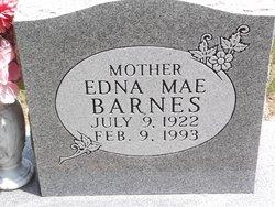 Edna Mae Barnes