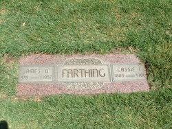 """Cassandra Lavina """"Cassie"""" <I>Kroger</I> Farthing"""