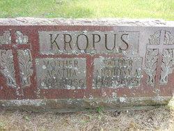 "Agatha ""Ada"" <I>Tamulaites</I> Kropus"