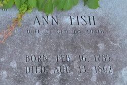 Ann Birney <I>Fish</I> Smith