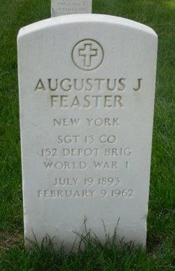 Augustus C Feaster
