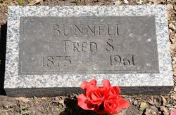 Fred Samuel Bunnell