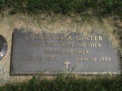 Virginia Rose <I>Keech</I> Ginter
