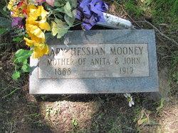Mary <I>Hessian</I> Mooney