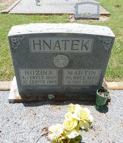 Rozena <I>Sralik</I> Hnatek