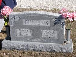Mamie E <I>Tiller</I> Phillips