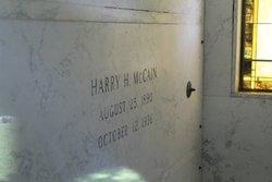 Harry Hart McCain