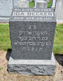 Ida <I>Berman</I> Becker