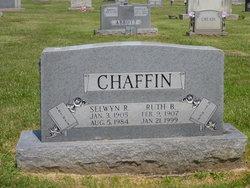 Nellie Ruth <I>Bennett</I> Chaffin