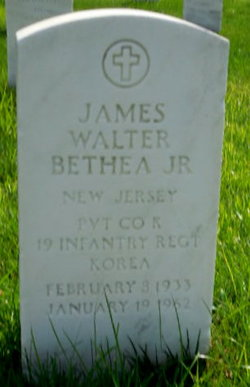 James Walter Bethea, Jr