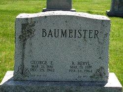 George Elmer Baumeister