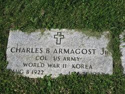 "Charles Blair ""Stormy"" Armagost, Jr"