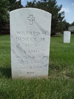 Wilfred House Denley, Jr