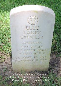 Ellis Laree DePriest