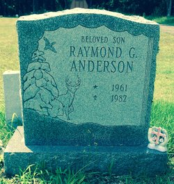 Raymond G. Anderson