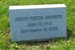Judith <I>Pigeon</I> Brainerd