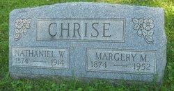 """Margery M. """"Margie"""" <I>Worthington</I> Chrise"""