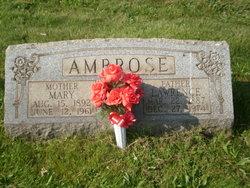 Mary <I>Naccarto</I> Ambrose