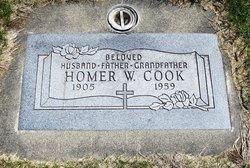 Homer William Cook