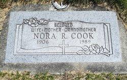 Nora Rachel <I>Filbeck</I> Cook