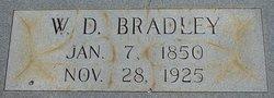 W. D. Bradley