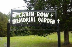 Cabin Row Missionary Baptist Church Cemetery