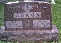 Gustav C Adams