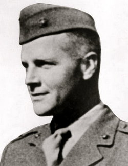 "1LT Alexander ""Sandy"" Bonnyman Jr."