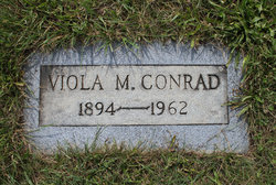 Viola May <I>Miller</I> Conrad