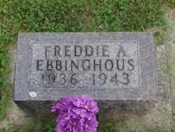 Freddie A. Ebbinghous