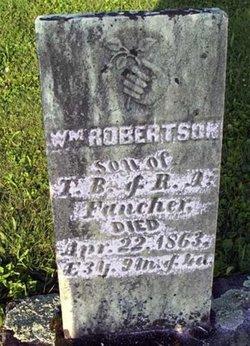 William Robertson Fancher