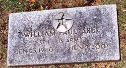 William Paul Abel