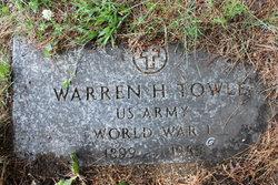 Warren Hugh Towle