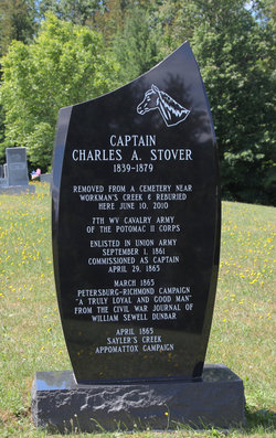 Capt Charles A Stover