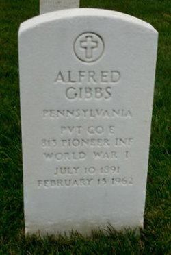 Alfred Gibbs