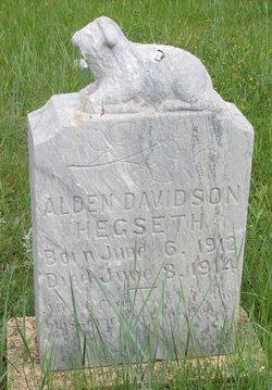 Alden Davidson Hegseth