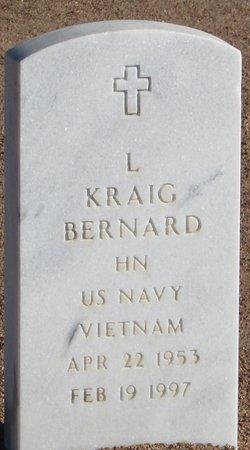 L Kraig Bernard