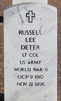 Russell Lee Deter