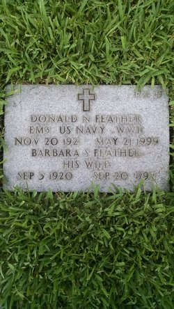 Barbara S Feather