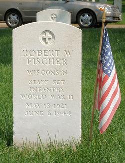 SSGT Robert W Fischer